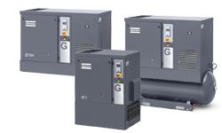 Винтовые компрессоры Atlas Copco G